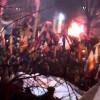 Новый политичиский хит «Русска курва». Как поляки жгли посольство России в Варшаве (ВИДЕО)