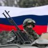 В зоне АТО воюют около 40 тысяч российских военных