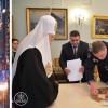 Владимирскому собору вернули похищенные драгоценности (ФОТО)