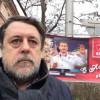Севастопольцев на биг-бордах с Новым годом поздравляет Сталин (ФОТОФАКТ)