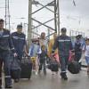 За сутки зону АТО покинули более 7200 человек