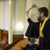 Места коммунистов в Раде окропили святой водой (ВИДЕО)