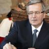 Президент Польши подпишет закон о ратификации соглашения об ассоциации Украины 17 декабря