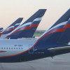 На самолете «Аэрофлота» написали матерную кричалку (ФОТО)