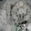 Фото украинских военных, спящих под слоем снега, оказались фейком