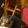Депутаты ушли на двухнедельные «каникулы»