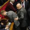 Турчинов публично «наказывает» Хомутинника (ФОТОФАКТ)