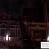 В Киеве ночью горел банк на Подоле (ФОТО)