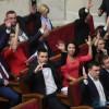 Рада закрылась, не проголосовав за отмену депутатской неприкосновенности