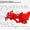 «Открытая Россия» публикует списки россиян, погибших в Украине (ИНФОГРАФИКА)