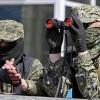 Боевики трижды обстреляли украинских военных в районе Николаевки
