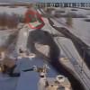 Опубликовано видео обстрела «Градами» автобуса возле Волновахи (ВИДЕО)