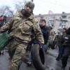 Батальон «Айдар» штурмует здание Минобороны Украины (ФОТОрепортаж)