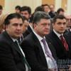 Порошенко поручил Саакашвили разрабатывать реформы в Украине