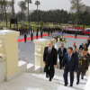 Как Путина встретили гимном РФ в Египте, «злодею» снова не везет (ВИДЕО)