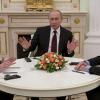 В Москве завершились переговоры по Украине