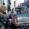 Бойцы АТО уничтожили склад боеприпасов террористов под Широкино