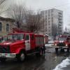 В центре Харькова горит дом (ФОТО)