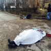 В Донецке снаряд попал в больницу: есть жертвы (ФОТОрепортаж)