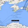 В Черном море затонул российский корабль – фигурант крымского «черного списка»