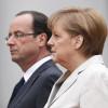 Меркель и Олланд беседуют с Путиным, Порошенко находится в другом помещении, — источник