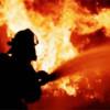 Ночью на Киевщине произошел пожар на заводе, горел полистирол на площади 500 кв. м