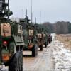 США решили отправить военный конвой маршем по Европе для демонстрации своей силы России