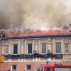 В пожаре на Саксаганского погибли двое спасателей