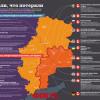 30 ключевых предприятий Донбасса, которые мы теряем (ИНФОГРАФИКА)