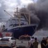 Российский траулер «Олег Найденов» затонул вблизи Канарских островов