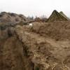 Вокруг Харькова начали копать защитные канавы (ВИДЕО)