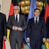 «Нормандская четверка» обсудила ввод миротворцев в Донбасс
