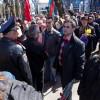 «Фашизм не пройдет» и «Слава Украине»: визит Порошенко в Одессу спровоцировал конфликт (ВИДЕО)