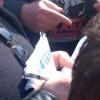 Опубликовано видео, как раздают деньги митингующим «шахтерам» (ВИДЕО)