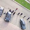 В центре Николаева ограбили и обстреляли женщину с 7 миллионами (ФОТО+ВИДЕО)