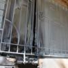 Храм в Бабьем Яру подожгли в третий раз (ФОТО)