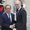 Яценюк и Олланд договорились провести осенью инвестиционный саммит в Париже