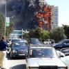 В Баку сильнейший пожар в жилом доме: 15 погибших, более 60 пострадавших