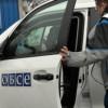 Боевики обстреляли наблюдателей ОБСЕ