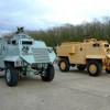 Нацгвардия получит новые бронеавтомобили
