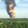 Что делать киевлянам, чтобы избежать пагубного влияния от горения нефтецистерн