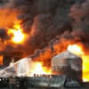 На нефтебазе под Киевом снова прозвучал взрыв. Угрозы военной части нет – Чечеткин