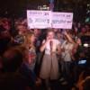 Участники ЭлектроМайдана в Ереване испортили LifeNews прямое включение: Россия – в ж*пу
