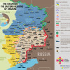 Террористы расширили географию обстрелов (КАРТА АТО)