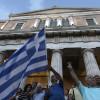 В Афинах начался свой «евромайдан» (ФОТОРЕПОРТАЖ)