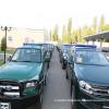 Защитникам украинских границ в зоне АТО направили новую автомобильную технику