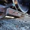 В Луганской области взорвали стратегически важный железнодорожный путь