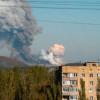 В Донецке взорвался завод с ядерными отходами
