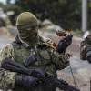 Наибольшую активность боевиков зафиксировали возле Донецка