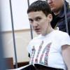 Савченко рассказала адвокатам, где ее держали
